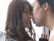 Busty Shunka Ayami loves it hard and deep