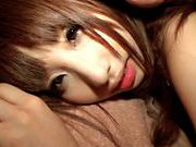 Pretty chick Shunka Ayami toy inserting and sex toys pleasuresasian ass, asian babe, young asian}