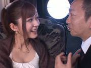 Horny milf Satou Haruka likes it in threes