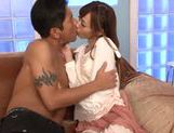 Very sweet girl Aino Kishi is banged extremely hard picture 2