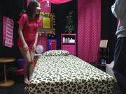 Yummy Japanese Av girl enjoys throbbing dick in pussy