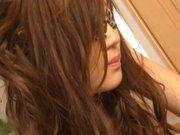 Ameri Ichinose Asian model is getting a hard fucking