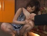 Rio HAmasaki is one busty sexy Japanese chick who likes fucking hard