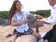 MMF outdoor group action with Ayaka Tomoda