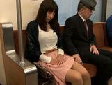 Hot milf Kamika Ichijou gets nailed in public picture 11