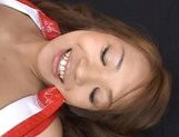 Yuuna Enomoto hardcore Asian action picture 12