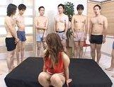 Yuuna Enomoto hardcore Asian action