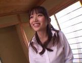 Teacher Hana Nonoka Gets Her Pantyhose Ripped To Be Fucked