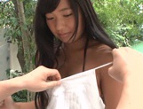 Young Nana Ogura loves to feel it deep inside picture 8