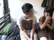 Steaming Chigusa Hara sucks cock in 69 and gets drilled