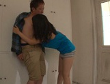Ass licking excites Asian milf Marina Shiina a lot