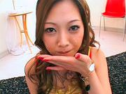 Miho Maeshima Asian doll gets a load of cum in the faceyoung asian, nude asian teen}