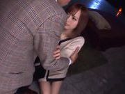 MILF Yuu Namiki Stripped And Fucked In Many Positions