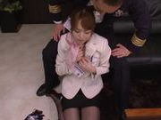 Hott ass babe here Akiho Yoshizawa enjoys a rear fucking