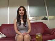 Busty Asian milf Sakiko Mihara is fucked by a fancy sex toy