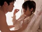 Rion Nishikawa superb Asian babe enjoys passion in the shower