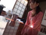 Playful milf Aozora Yamakawa sits on the face of her lover picture 13