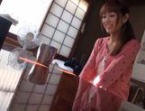 Playful milf Aozora Yamakawa sits on the face of her lover picture 14