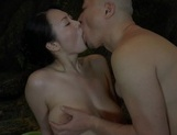 Japanese hottie with big breasts Yuu Shinoda has sex in a poolasian babe, asian wet pussy}