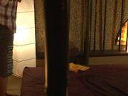 Akiho Yoshizawa Japanese babe fondles hard cock
