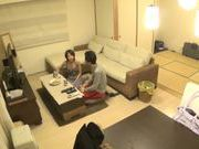 Sweet Japanese milf Yuuki Natsume gives head and swallows
