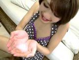 Sweet Japanese milf Yuuki Natsume gives head and swallowshot asian pussy, young asian}