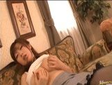 Rio Hamasaki and Kirara Asuka Hot Asian dolls playing with their pussies picture 15
