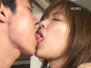 Yua Aida Hot Asian doll enjoys a hard fucking