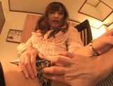Yukiki Sou in a pov hot fingering session picture 12