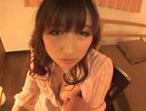 Yukiki Sou in a pov hot fingering session picture 6