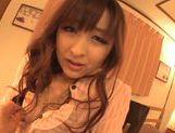 Yukiki Sou in a pov hot fingering session