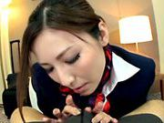 Yuna Shiina is a cock sucking stewardessasian women, asian girls}
