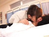 Reona Kanzaki Asian beauty is fucked in the hospital