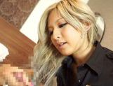 Blonde Asian Julia Tachibana gets hard fucked picture 13