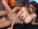 Hot and horny Reiko Kobayakawa Asian babe enjoys a rear fucking