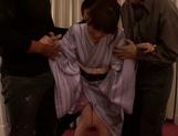 Sensual threesome pleasure for IIoka Kanako