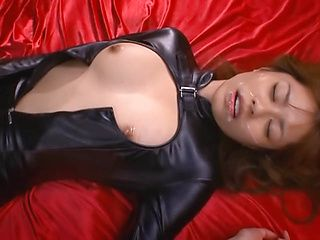 Sexy Rina Rukawa gets nailed in massive hardcore