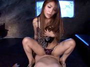 Young Kokomi Sakura pleases horny male properlyasian women, asian babe}