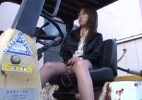 Hot Japanese office lady gets horny and helps herselfbig boobs, big tits boobs