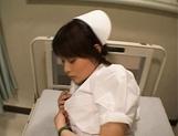 Emiri Aoi Kinky Japanese nurse is sexy picture 14