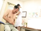 Rika Nagasawa Cut Asian nurse is up for some sex picture 7