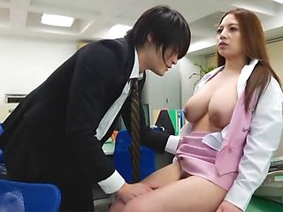 Staggering doll Mako Oda with amazing form is in for a strong fuck