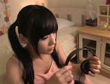 Superb Asian Ringo Aoi loves hardcore sex scenes picture 12