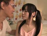 Superb Asian Ringo Aoi loves hardcore sex scenes