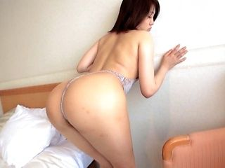 Teen in sexy lingerie Ryouko Natsume gets hard fucked