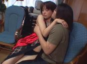 Japanese wife feels needy to fuck hard
