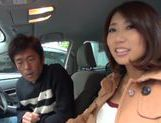 Appetising Asian milf Nanako Kimura enjoys doggystyle screwing picture 1