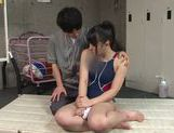 Gorgeous amateur Nana Usami is nailed from behind