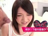 Cock sucking Kokoha Mizuki in superb amateur show picture 12