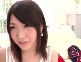 Cock sucking Kokoha Mizuki in superb amateur show picture 13